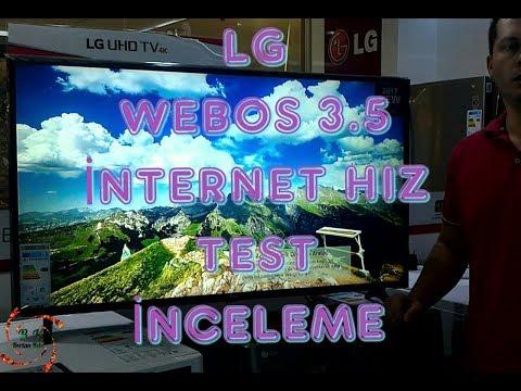 LG Smart TV'lere webOS gncellemesi - LOG