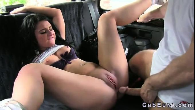 Young girls mobile phone blowjob