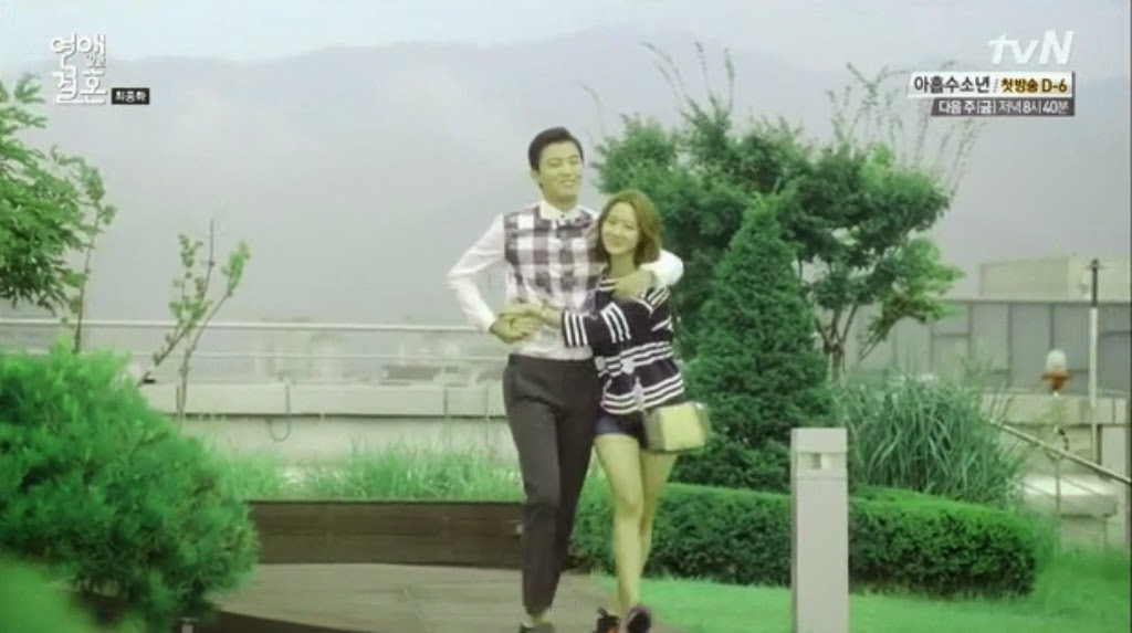 Marriage not dating ep 14 review