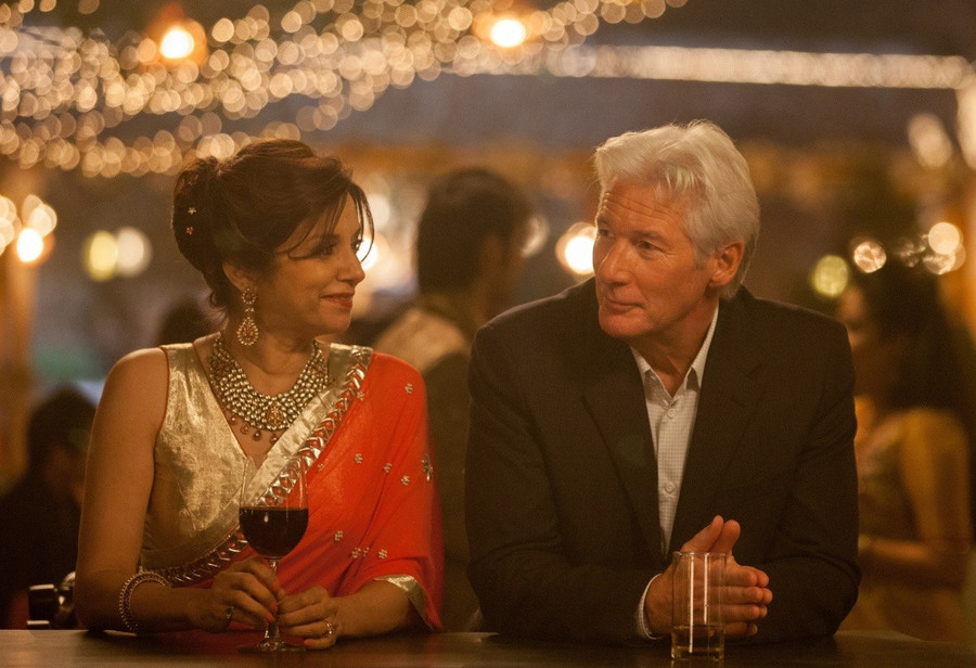 Film Review The Second Best Exotic Marigold Hotel