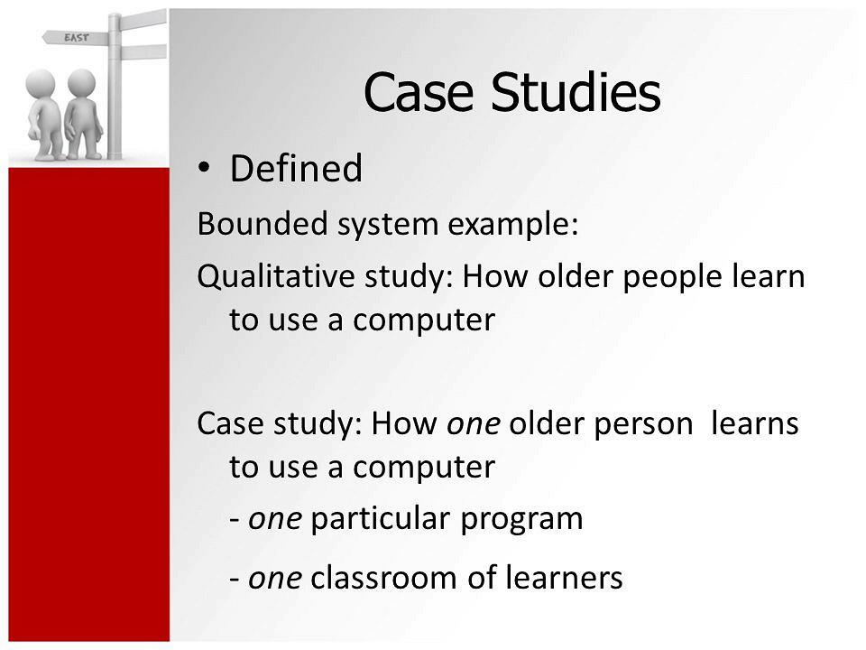 Make a case study