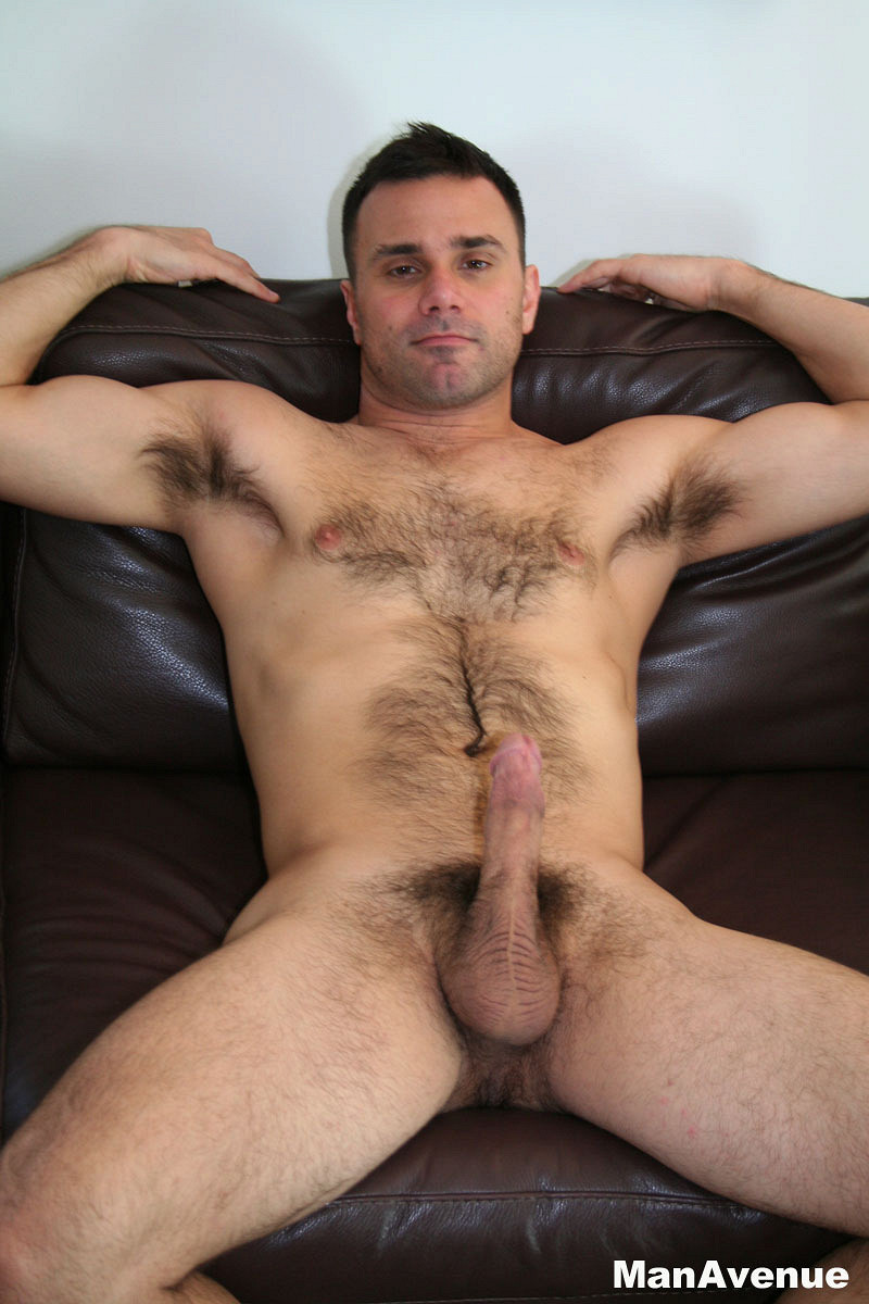 Man picture Hairy naked
