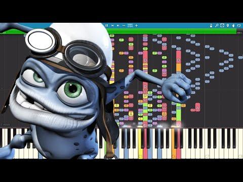 Crazy Frog MusicPleer