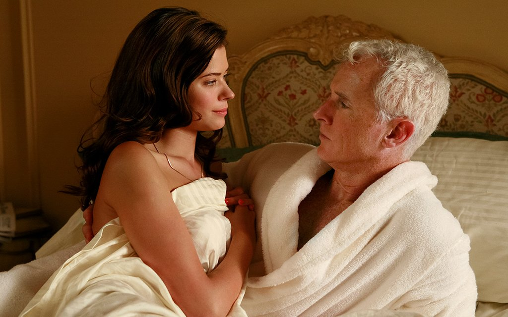 Why do older men on dating sites, such as on