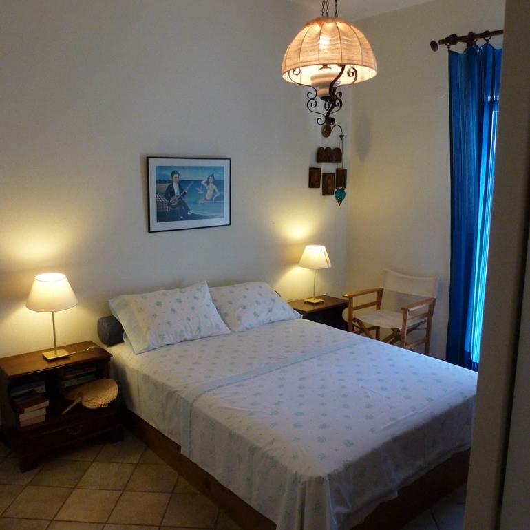Апартаменты в остров Халкида недорого у моря