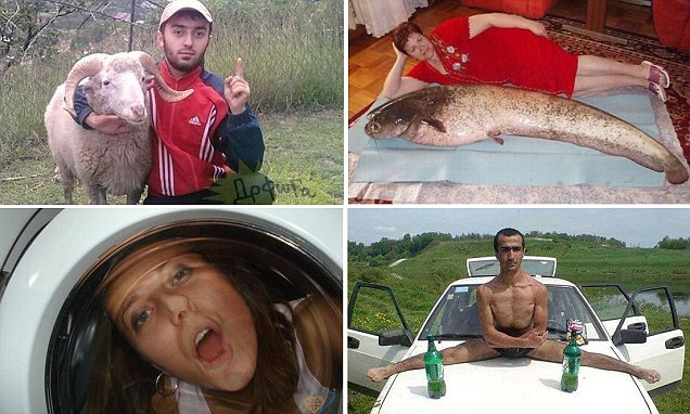 Russian dating pictures gone wrong