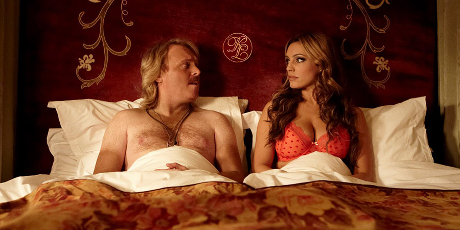 Keith Lemon: The Film (2012), directed by Paul