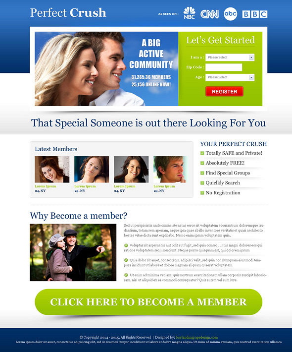 Christian Singles - Free Dating Service
