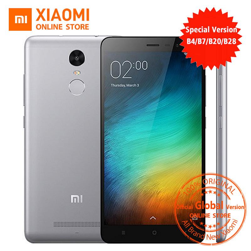 Смартфон xiaomi redmi note 3 pro 32gb купить на алиэкспресс