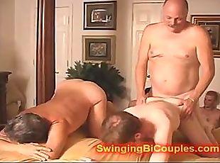 Amateur bisexual scenes compilation