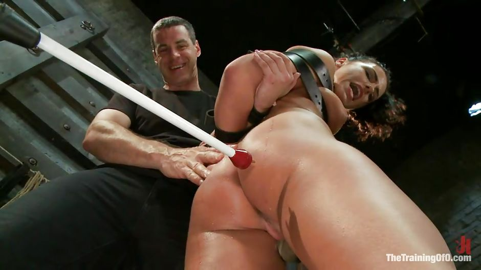Kalena get fisted free video