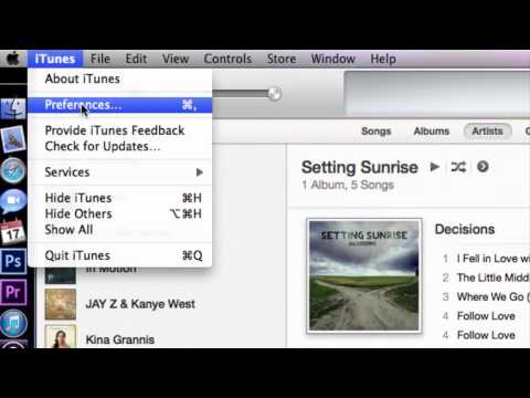 How to Move Your iTunes to A New Computer