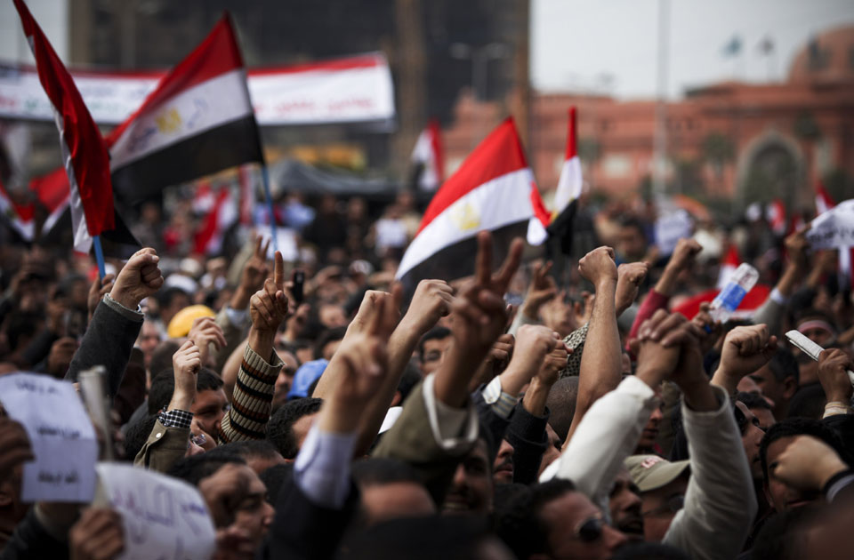 Essays about the egyptian revolution