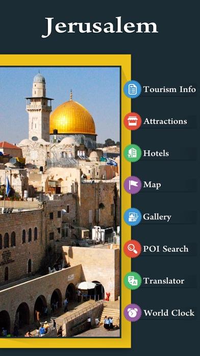 Jerusalem hotels and city guide - inisraelcom