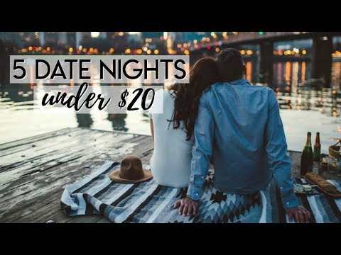 Date night ideas with no money