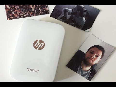 Mode emploi hp sprocket