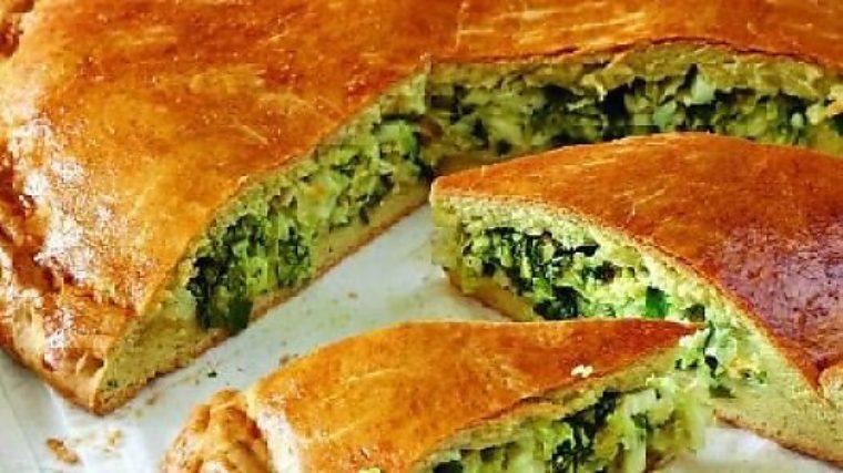 Рецепт быстрого пирога с свежей капустой
