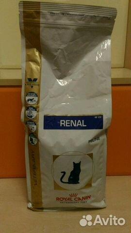 Корм royal canin vet renal rf23