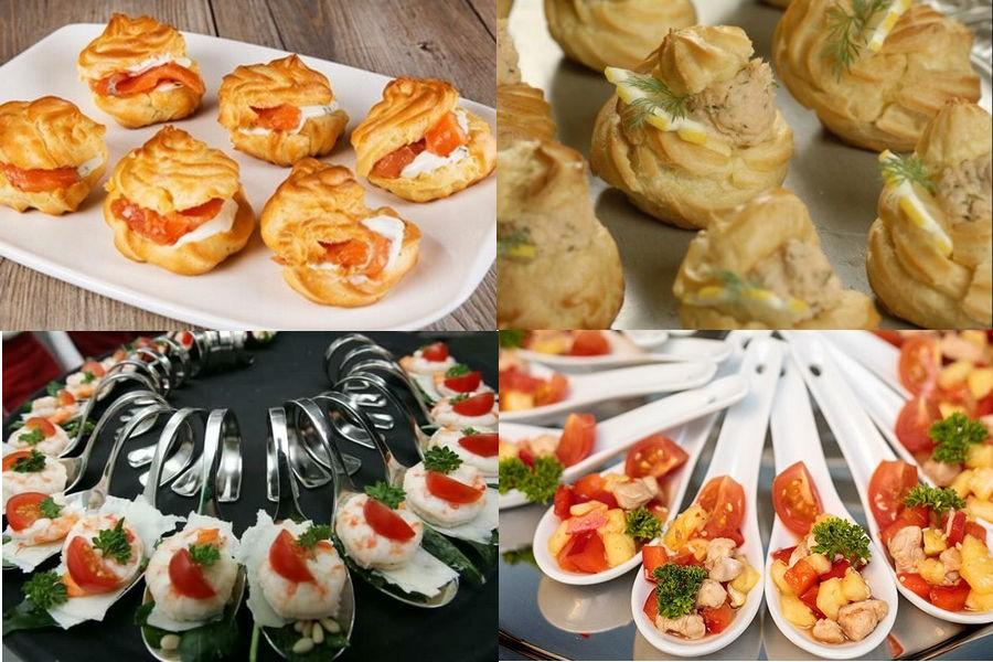 фуршетные закуски рецепты праздничные фото