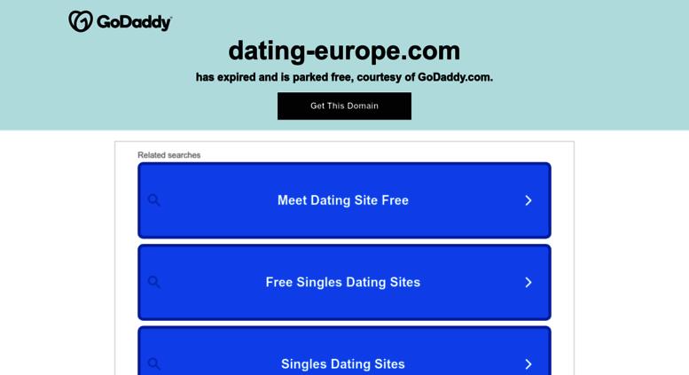 Reddit dating europe