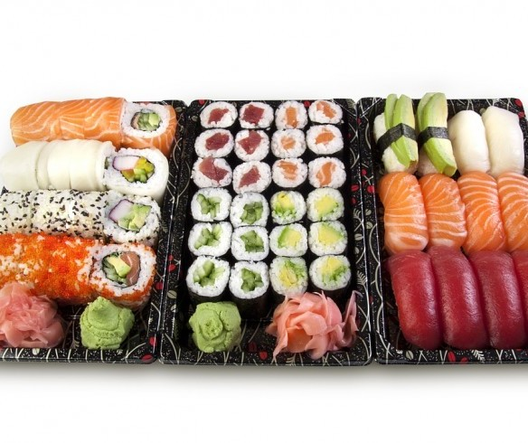 Sushi essay
