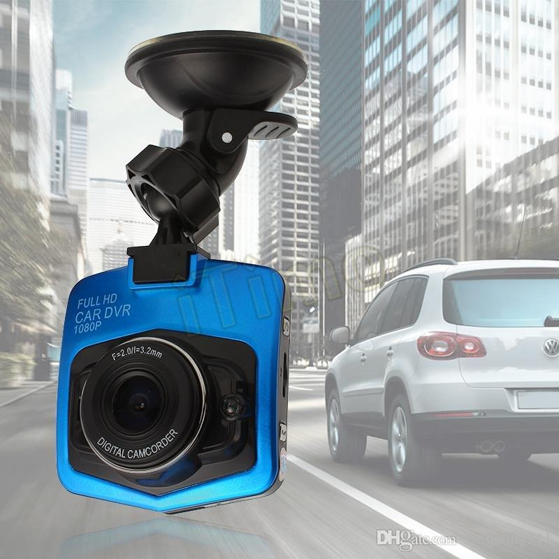 GT300 Mini Автомобильный видеорегистратор камера Full HD 1080P Парковка видеозаписывающее