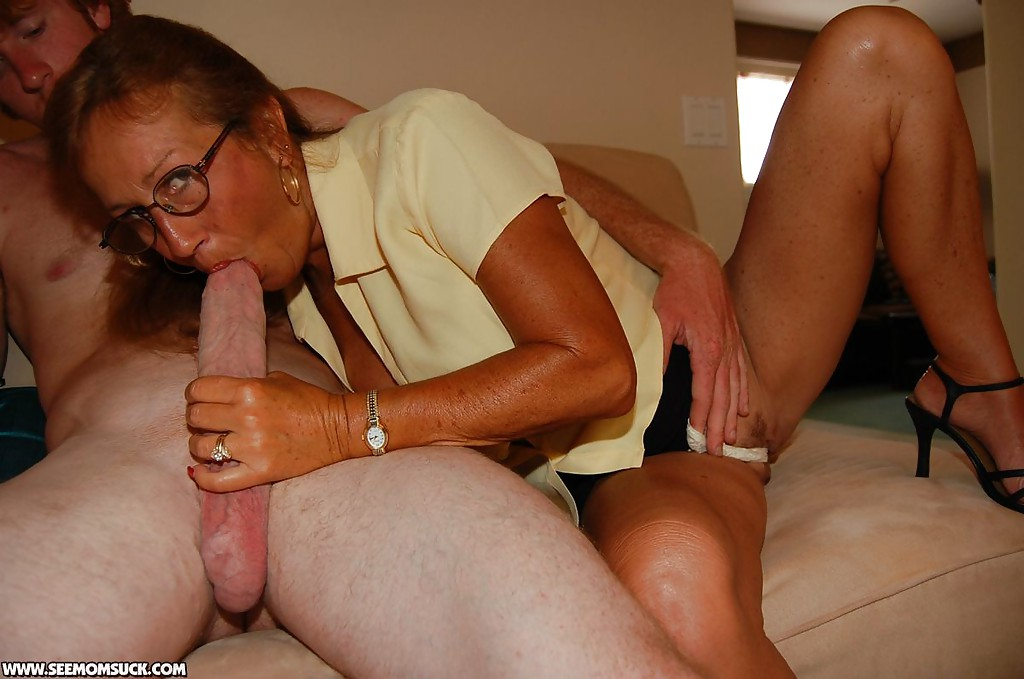 Very young boy fucking milf