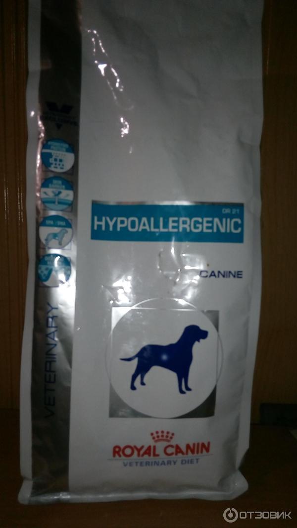 Корм royal canin лечебный