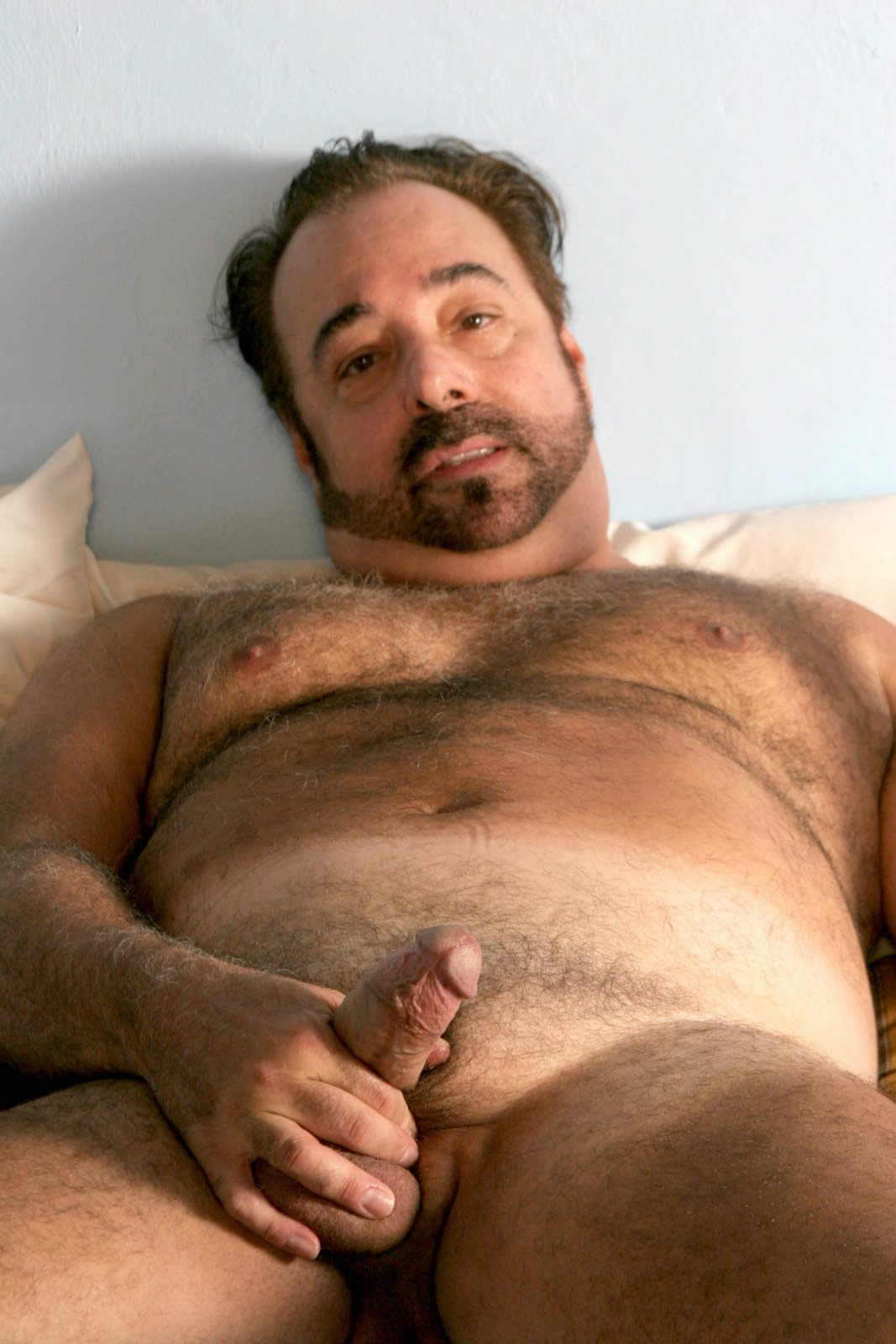Толстый и волосатый мужик секс фото 686-413