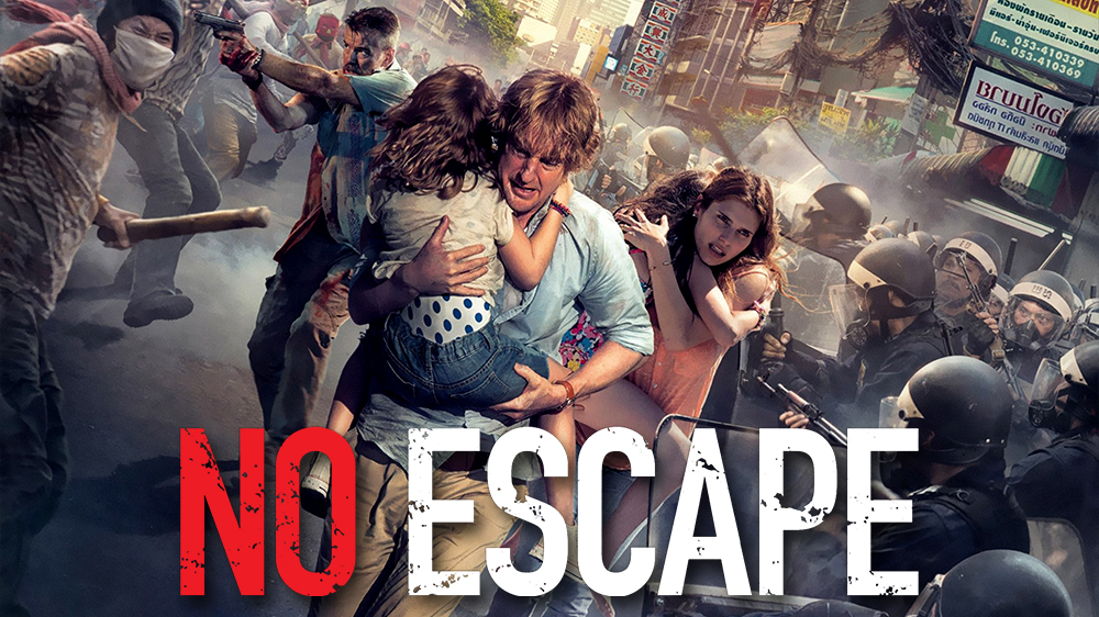 No Escape (2015) Hindi Dubbed Movie Online Watch