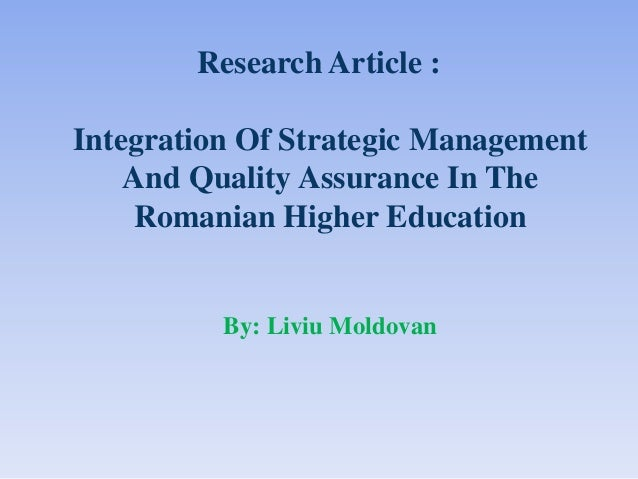 Education Research - US Department of Education