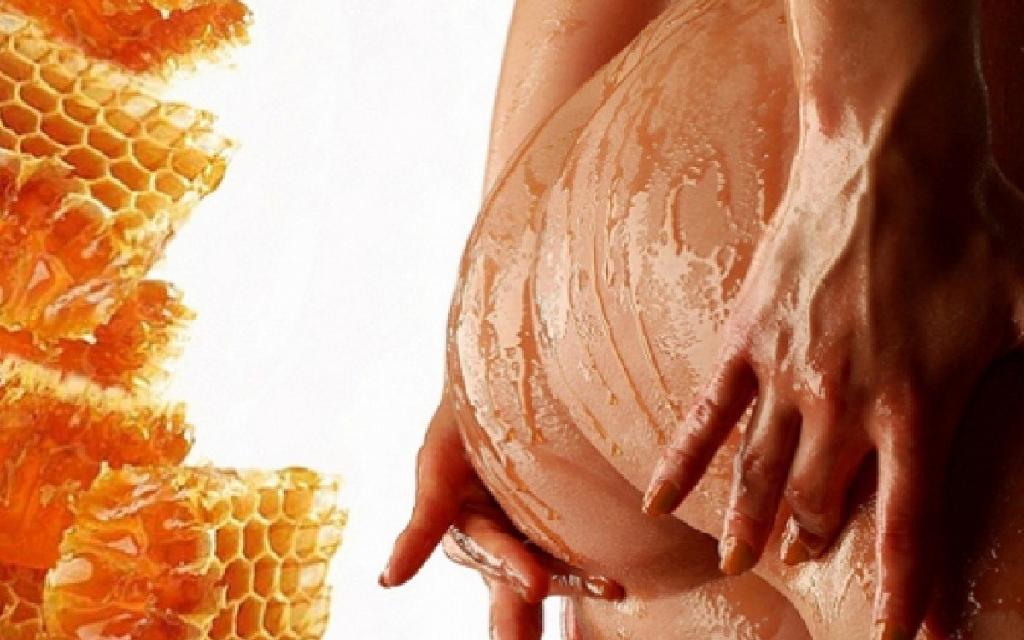 Приворот намазать губы медом