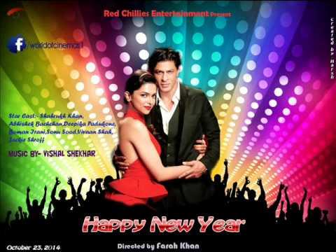 Shahrukh Khan New Movie 2014 Trailer Happy New Year