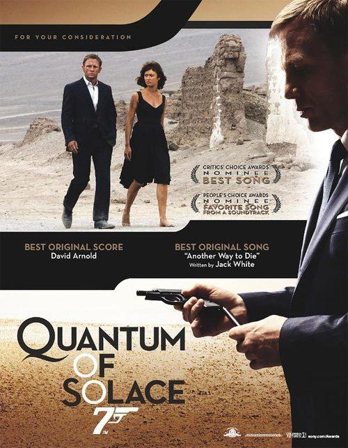 Quantum of Solace 2008 Free Movie Download 720p