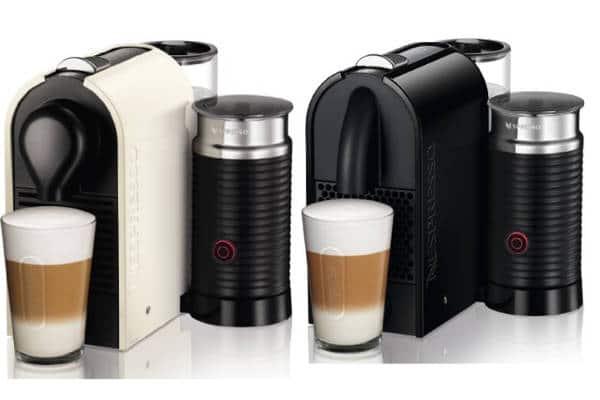 Manual umilk nespresso