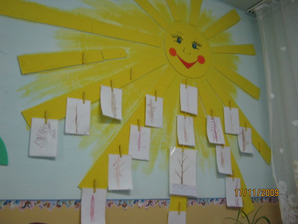 информация для родителей чьих дети в детском саду