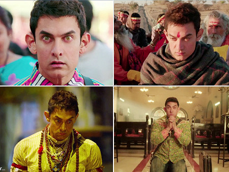 PK Full Hindi Movie 2014 – Aamir Khan HD - Bangla