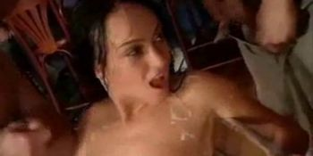 Bisexual glory hole acrion