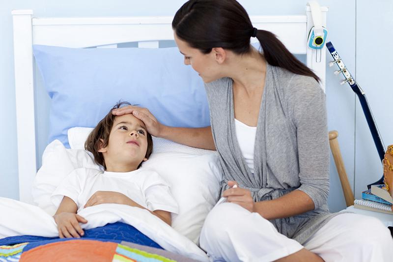 Почему болеют дети: 8 психологических причин - VK