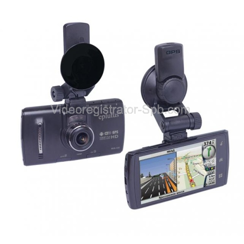 Видеорегистраторы с gps навигатором