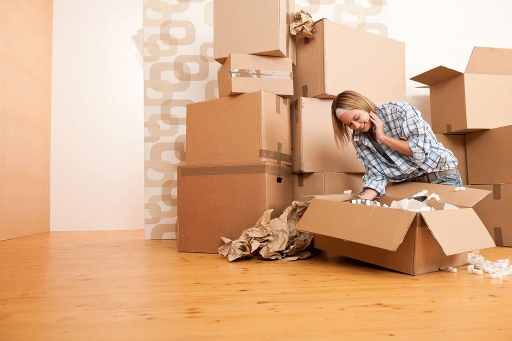 Депрессия в связи с переездом