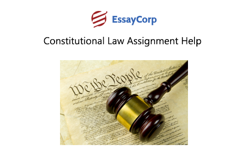 Constitutional law essay