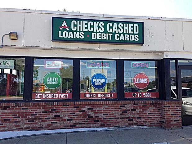 Lakewood loan servicing