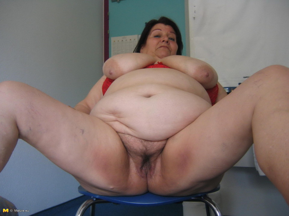 The fattest womans vagina naked 11