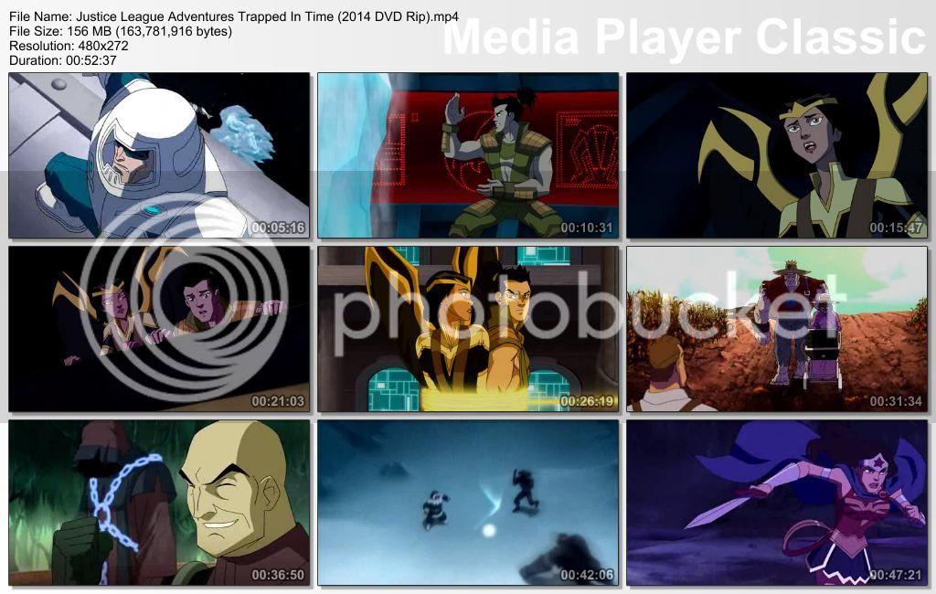 Justice League: Doom - Peliculas Online en HD