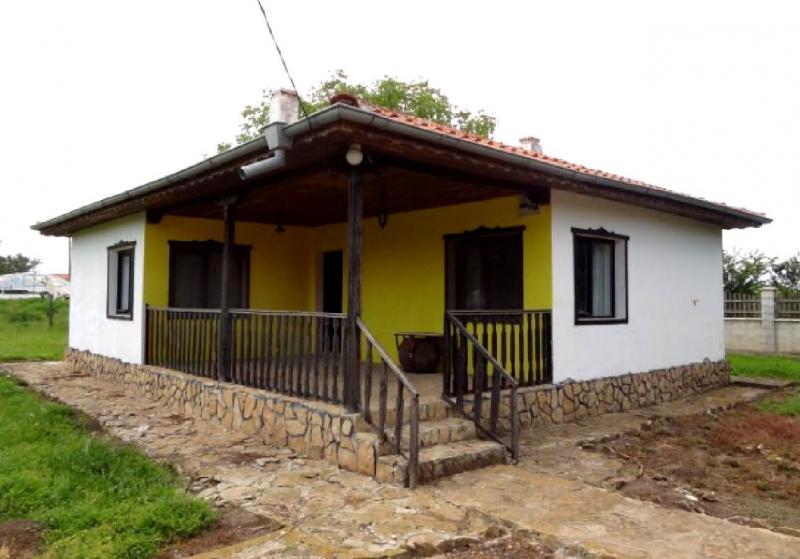 Деревенский дом в Пелопоннес