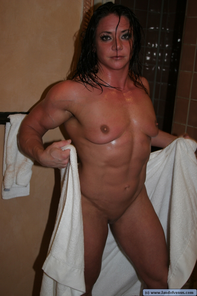 female bodybuilders nude Amateur