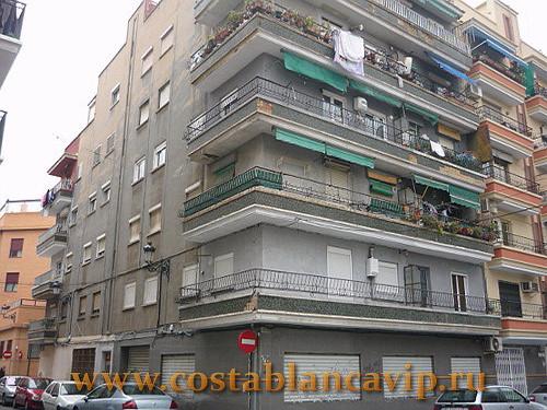 Недвижимость испания от банков валенсия