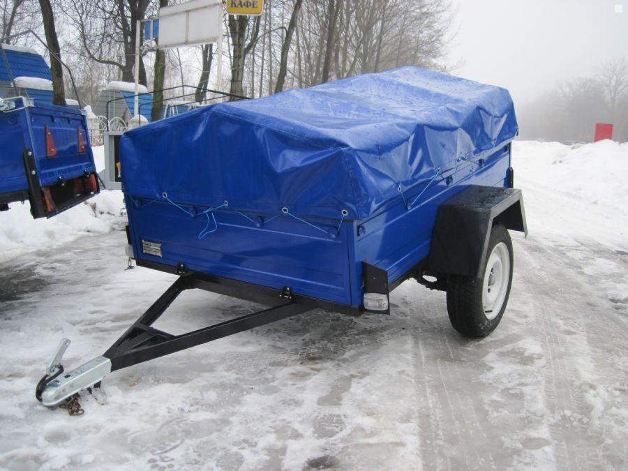 Прицеп для легкового автомобиля новый в смоленске