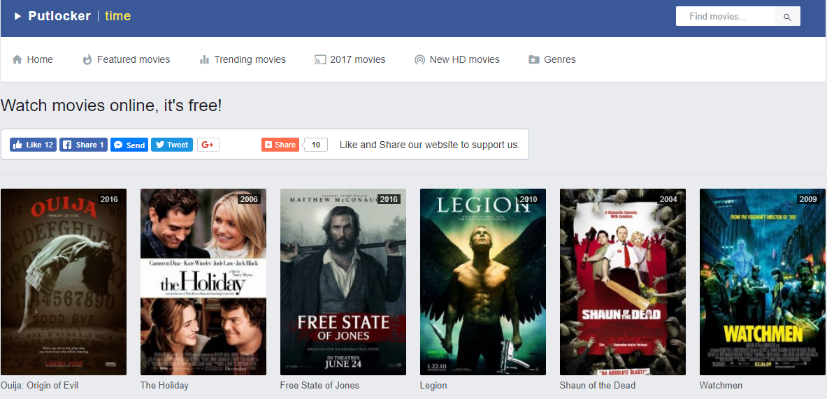 Where to Watch Free Movies Online - Digital Trends